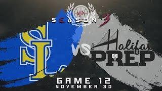 Saint-Laurent Express vs Halifax Prep