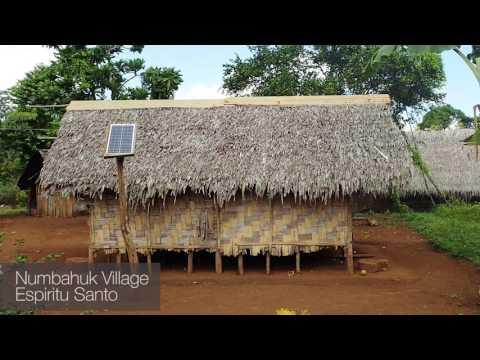 Geothermal Energy Potential in Vanuatu