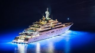 The Largest Superyachts In The World - Top 10