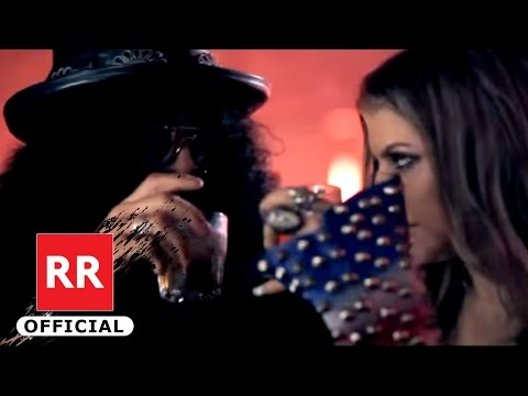 "SLASH feat Fergie ""Beautiful Dangerous"" HD"