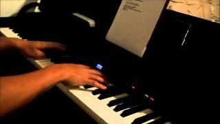 何雁詩 stephanie 最真心一對 劇集 eu超時任務 主題曲 piano cover by jeffip97music