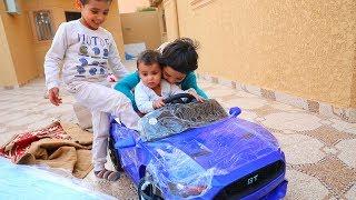 زياد والياس ركبوا ميمي ع السياره الخطيرة !