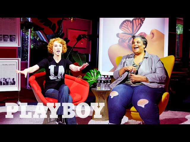 The Playhouse Presents\: The Playboy Interview With Roxane Gay & Kathy Griffin