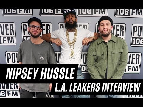"""Nipsey Hussle Talks Debut Album """"Victory Lap"""", Signing With Atlantic Records & More"""