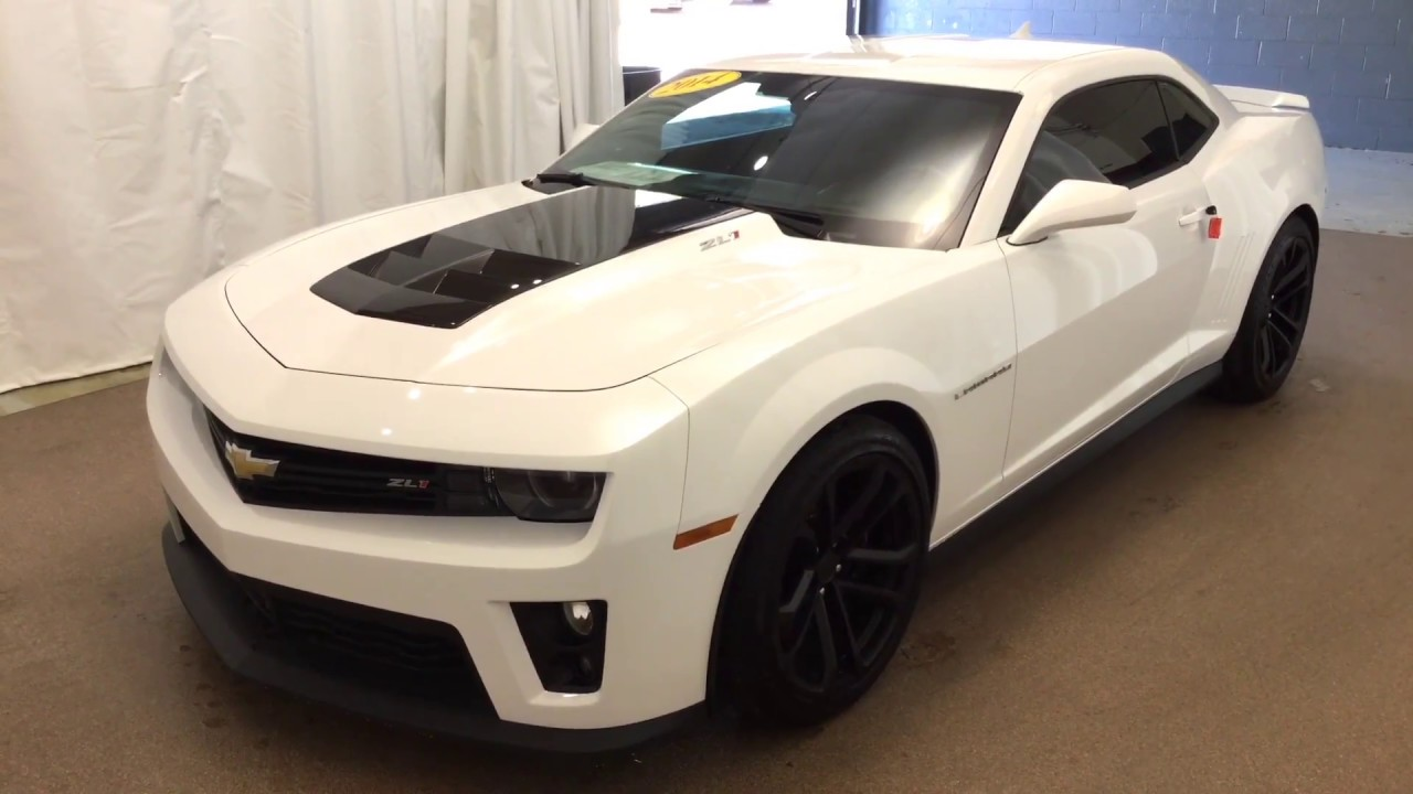 Used 2014 Chevrolet Camaro Zl1 For Sale At Red Noland In