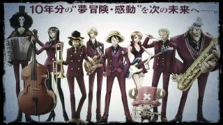Download Sogeking  - [One Piece Soundtrack] HIGH QUALITY MP3 song and Music Video