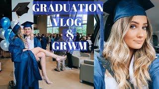 Graduation 2017 // VLOG & GRWM