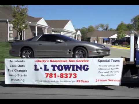 L-L Towing, Clay County MO