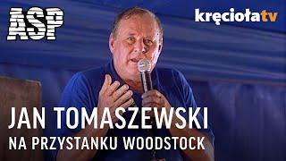 Jan Tomaszewski na ASP Przystanku Woodstock 2008