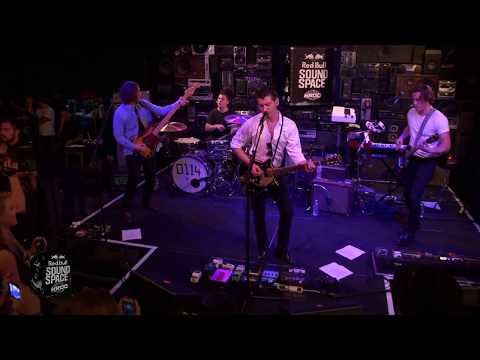 Arctic Monkeys - R U Mine? - Live In The Red Bull Sound Space At KROQ, LA