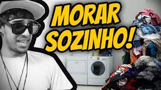 MORAR SOZINHO É CABULOSO!