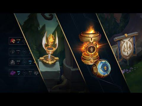 видео: Подробности о режиме clash | clash – league of legends