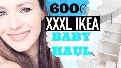 XXXL IKEA HAUL I BABY IKEA HAUL I 600€ HAUL I Maria Castielle