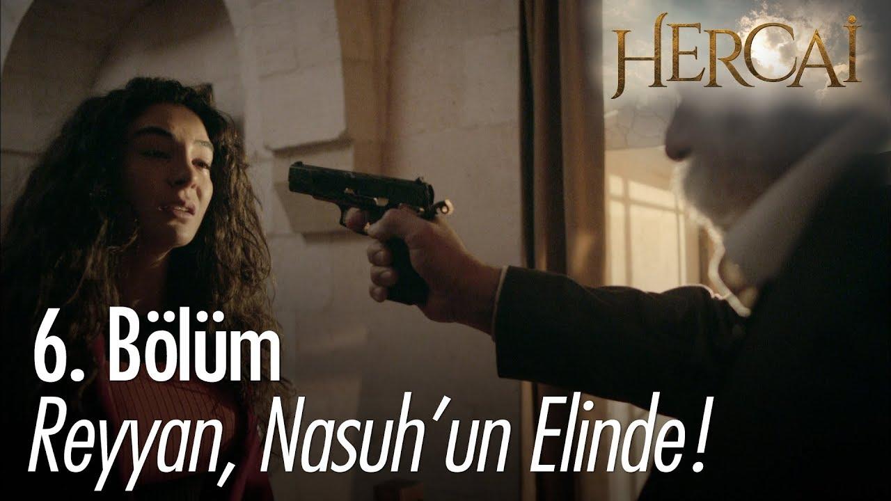 Download Reyyan, Nasuh'un elinde - Hercai 6. Bölüm