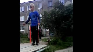 Паркур в 12-9 лет