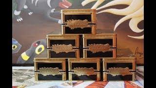 OUVERTURE DE 6 TIN BOX