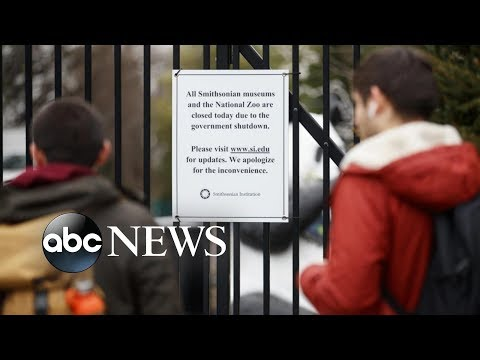 Government shutdown enters Day 12