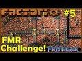 Factorio Million Robot Challenge #5: Copper Mines!