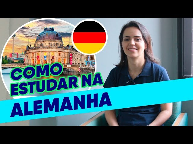 COMO ESTUDAR NA ALEMANHA | Estudar Fora e Guia do Estudante