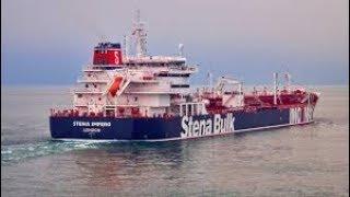 صراع ناقلات النفط.. بريطانيا تتوعد إيران بعواقب وخيمة إذا لم تفرج عن ناقلتها