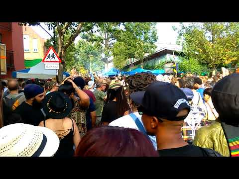 Aba Shanti I - Reggae Dub - Notting hill Carnival 2017