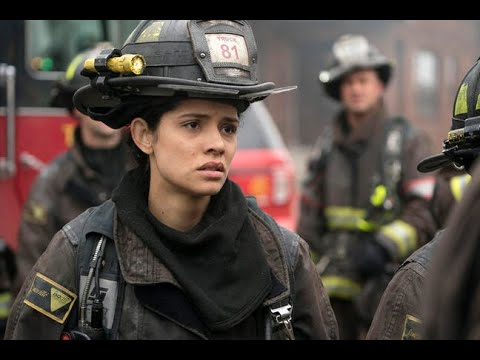 Chicago Fire Exclusive: Otis and Kidd Are Shot