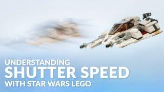 Learn Camera Basics with Star Wars LEGO! | SHUTTER SPEED Tutorial