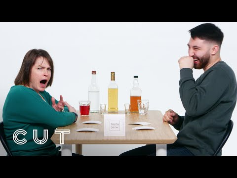 Me and My Daughter's Ex | Truth or Drink | Cut