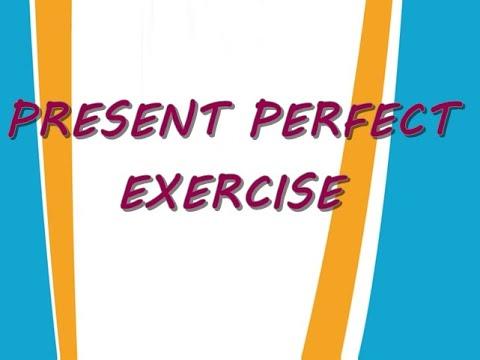 Exercicio Present Perfect.wmv