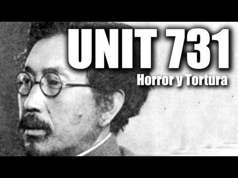 UNIT 731 - Horror y Tortura