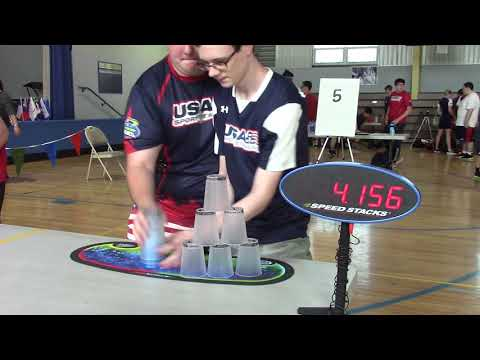 Sport Stacking: Philly 2018