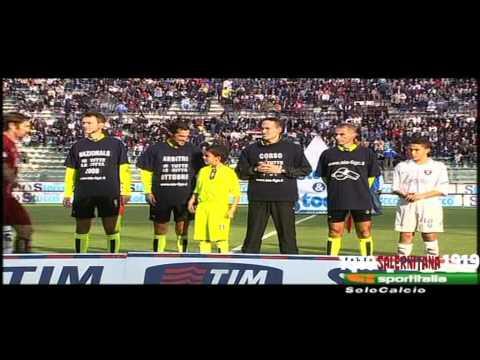 Sintesi Reggina Salernitana 3-1 Buscè Cascione Missiroli Jadid 12ª Giornata 31-10-2009