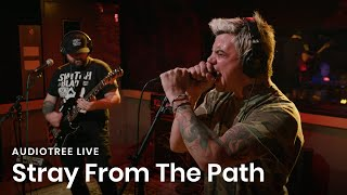 Stray From The Path on Audiotree Live (Full Session)