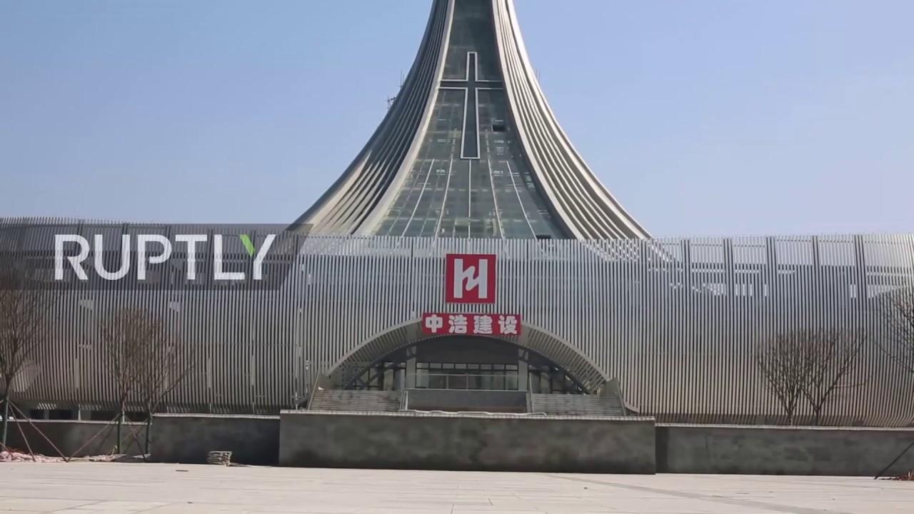 Risultati immagini per China: Christian Theme Park
