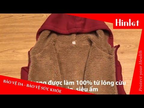 Cận Cảnh áo Khoác Lông Cừu Uniqlo Hot Nhất Mùa đông 2018