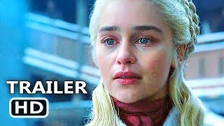 GAME OF THRONES Season 8 EXTENDED Trailer (NEW, 2019) GOT TV Series HD