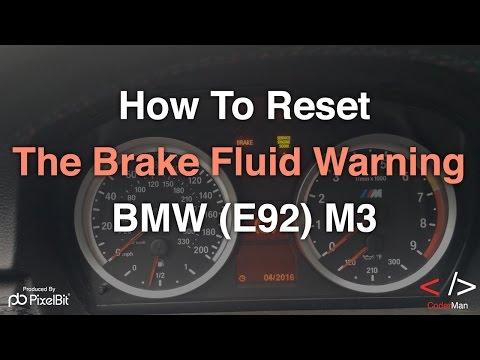 How To Reset Service Reminder In Bmw 1 Series E81 E82
