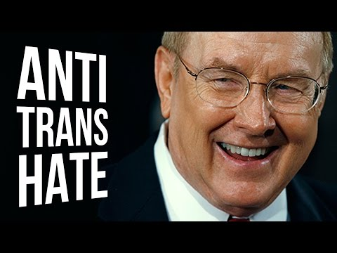 James Dobson: Prostitute Your Daughter By Making Bathrooms Inclusive