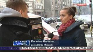 Nowe parkomaty są strasznie skomplikowane w porównaniu ze starymi(07-11-2012 Kurier Warszawy i Mazowsza W centrum nowoczesne, brązowe biletomaty zastępują poczciwe niebieskie pudełka. Nowe automaty mają klawiaturę ..., 2012-12-09T19:47:31.000Z)
