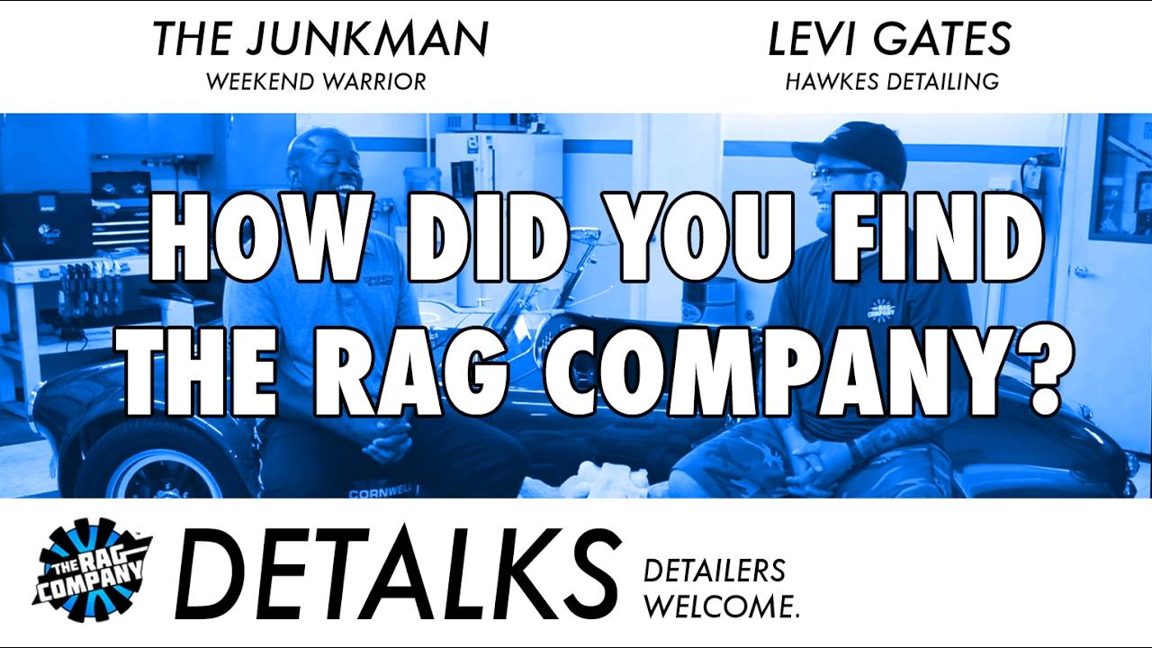 the rag company youtube giveaway