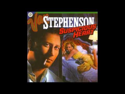 Van Stephenson - Suspicious Heart [1986 full album]