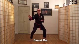 Hanshi Kaufman - Bassai Dai