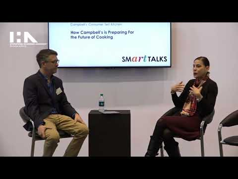 New   How Campbell's is Preparing For the Future of Cooking at the IHA Smart Talks Theater