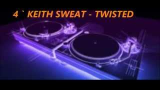 OLDSKOOL UK GARAGE SLOW JAMS MIX FT KEITH SWEAT - JAYSON TORRES - JHAY PALMER