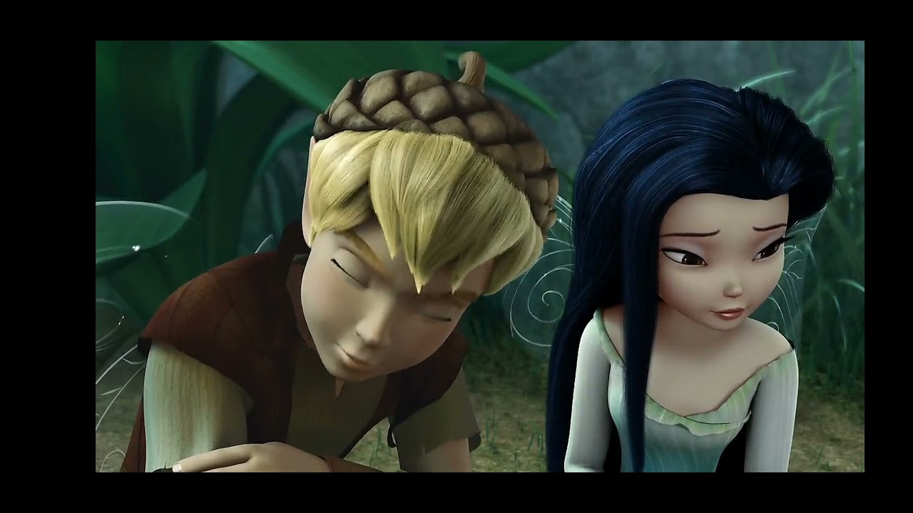 Download Tinkerbell and the Lost Treasure (2009) Terence and Slivermist talked!