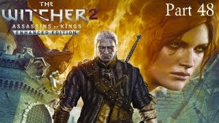 Witcher 2 Enhanced Edition HD Gameplay Walkthrough: Part 48 Baltimore s Nightmare