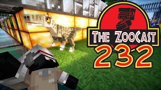 Minecraft Jurassic World (Jurassic Park) ZooCast - #232 Naming The Next Dinosaur!