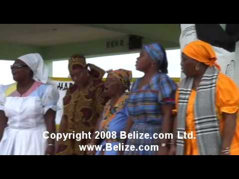 Belize Garifuna Woman's Group Music