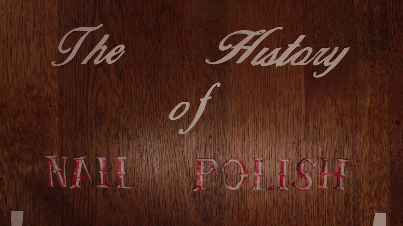 The History of Nail Polish - YouTube