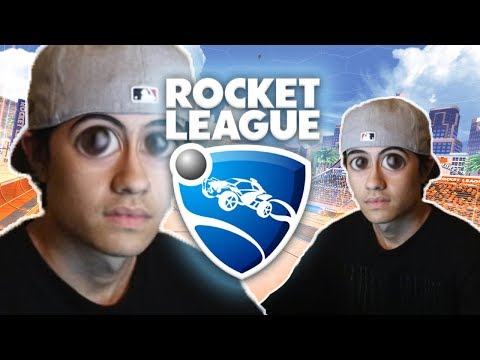 Rocket League but every time I score there's a meme #4 thumbnail